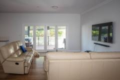 Living Room Extension -  Lamette St, Holland Park