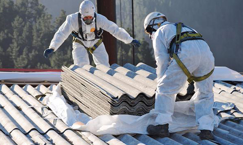 Fully Licensed Asbestos Removal - Ben J Constructions